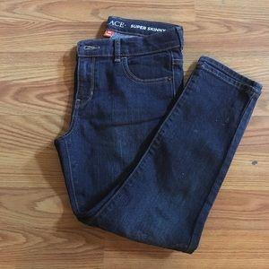 Boys Children's place super skinny jeans size 8h